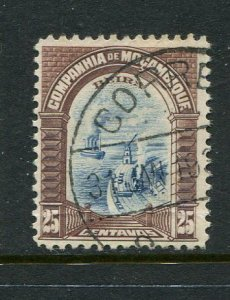 Mozambique Company #156 Used- Penny Auction