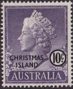 Christmas Island #6 Mint