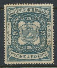 North Borneo  SG 45   MH   please see scans & details