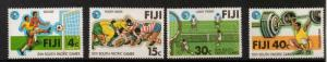FIJI SG572/5 1979 SOUTH PACIFIC GAMES  MNH