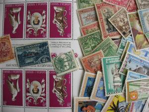 Internationals WW collection breakdown, Samoa 33 different