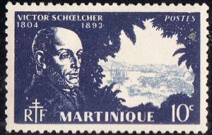 Martinique #198 Used