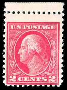 U.S. WASH-FRANK. ISSUES 500  Mint (ID # 74304)