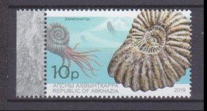 2019 Abkhazia Republic 1003 Sea shells