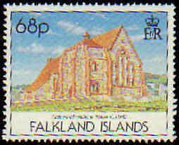 Falkland Islands #554-557 Mint Never Hinged Complete Set
