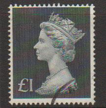 Great Britain SG 831b Fine Used