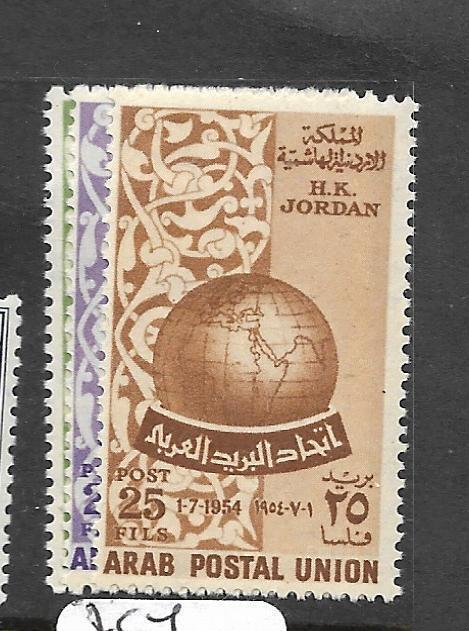 JORDAN (PP2702B)  SG 440-2  MNH