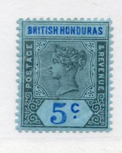 British Honduras - Sc# 55 MH  -  Lot 1118144