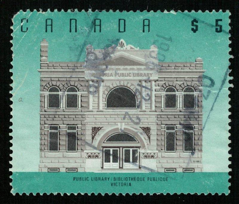 Canada, $5 (RT-1080)