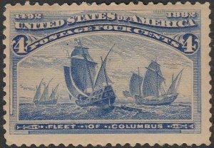 U.S. 233 FVF+  MH (71020a)