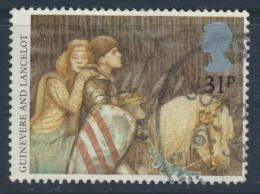 Great Britain SG 1296 - Used - Arthurian Ledgens