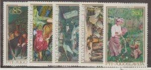 Yugoslavia Scott #895-899 Stamps - Mint NH Set