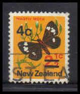 New Zealand Used Very Fine ZA4343