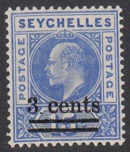 Seychelles 49 MNH CV $1.40