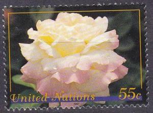 1997 UN New York Scott 699 Peace Rose MNH