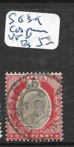 MALTA (P0906B) KE 1D  SG SG 39 COSPICUA  CDS VFU