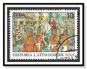 Caribbean #3465c Discovery Of America CTO