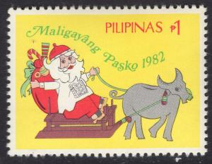 PHILIPPINES SCOTT 1617