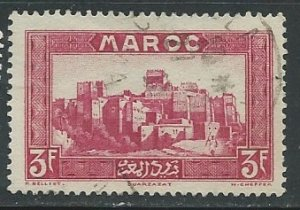 French Morocco ||  Scott # 144 - Used