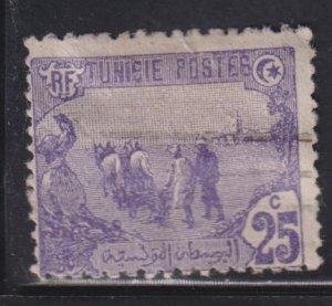 Tunisia 40 Field Plowing 1921