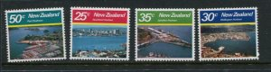 New Zealand MNH 711-4 Water Landscapes