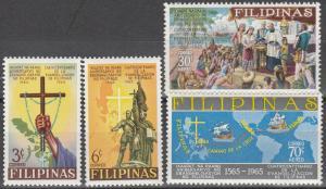 Philippine Islands #934-5, C91-2   MNH   (K1213)