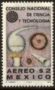 MEXICO C394 Nat Council on Science and Technology. MINT, NH