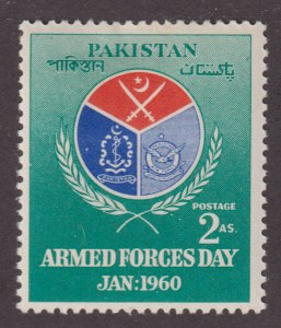 Pakistan 106 Armed Forces Day 1960