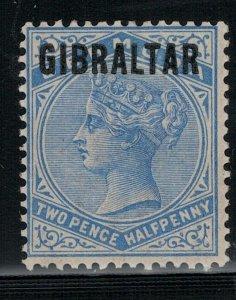 Gibraltar 1886 SC 4 Mint SCV $220