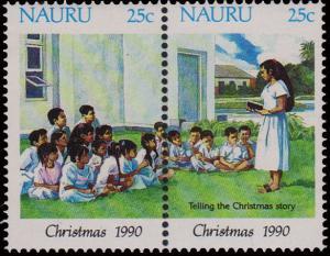 Nauru Scott 371a Mint never hinged.