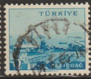 Turkey Sc#1392 Used