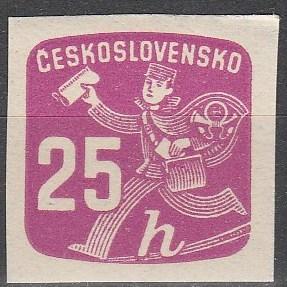 Czechoslovakia #P31 MNH F-VF  (V4237)