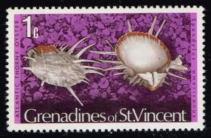 St. Vincent-Grenadines #33 Thorny Oyster; MNH (0.25)