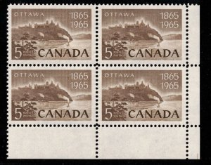 Canada - National Capital - Mint Block NH SC442