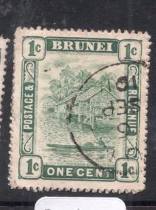 Brunei SG 35 VFU (4dha)