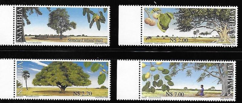 Namibia 2000 Fruit Trees MNH A645