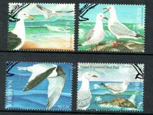 2006   NAMIBIA  -  SG: 1020/23  -  SEAGULLS  -  USED