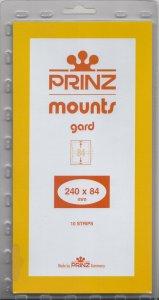 PRINZ 240X84 (10) BLACK MOUNTS RETAIL PRICE $9.50