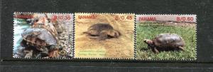 Panama 780-782, MNH, Tortoises  x26695