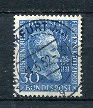 Germany 1951  Mi 147 Used W.K.Roenthen Nobel Prize Winner In Physics Cv$16 7090