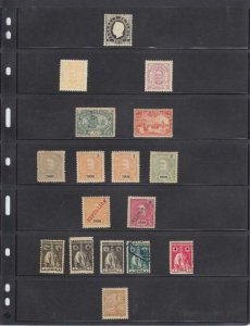 TIMOR NEW GUINEA INDONESIA 100'S OLD COLLECTION M982 SEE 28 PICTURES !