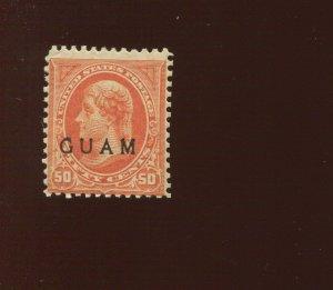 GUAM  11 Overprint Mint Stamp (Bx 529)