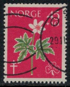 Norway #B62  CV $4.00