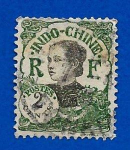 Indo-China 1922 - U - Scott #99 *