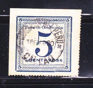 Peru Q3 U Numeral