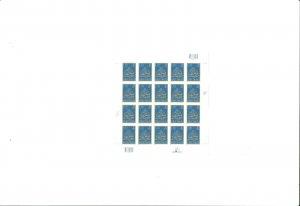 US Stamps Sheet/Postage Sct #3674 EID Mubarak MNH F-VF OG  FV 7.40