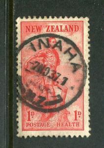 New Zealand #B12 Used