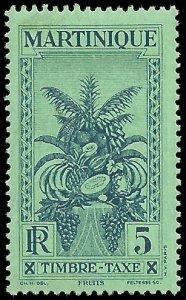 Martinique 1933 #J26 Mint H