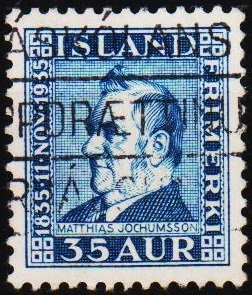 Iceland. 1935 35a  S.G.219 Fine Used