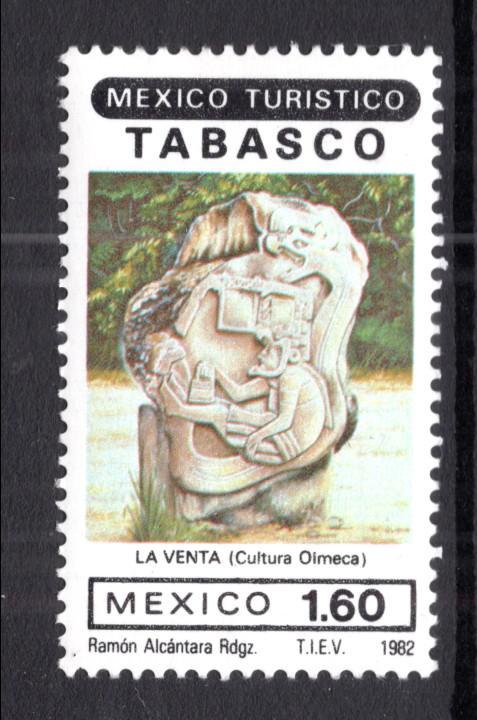 Mexico 1277 MNH VF